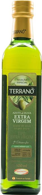 TERRANO Azeite de Oliva Extravirgem 500ml