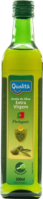 QUALITÁ Azeite de Oliva Extravirgem 500ml