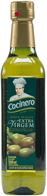 COCINERO Azeite de Oliva Extravirgem 500ml